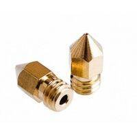 0.3mm 3D Printing Nozzle 3D Printer Accessories Mk8 Brass Nozzle In Pakistan