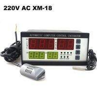 Digital Automatic Thermostat controller XM 18 Temperature Humidity Controlling Machine  For Small Eggs Incubator