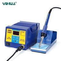High Power Adjustable Temperature Soldering Station YH939BD+