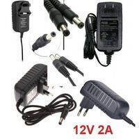 12V 2A Power Supply Adapter AC DC Switching Regulated Supply