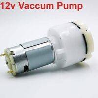 12v DC Diaphragm Vacuum Air Pump For LCD Touch Separator And Multiple Use