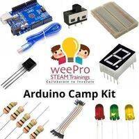 Arduino Camp Kit By WeePro STEAM Trainings
