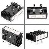 100A Amp 1600V Volt Single Phase Diode Bridge Rectifier Metal in pakistan