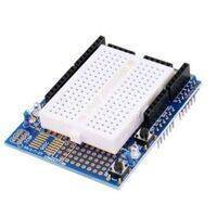 Arduino UNO Proto Shield With SYB-170 Mini Breadboard in Pakistan