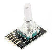 KY-040 Rotary Encoder Sensor Module With Push Button