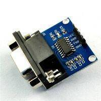 MAX232 RS232 to TTL Converter Module DB9 Serial Port Connector