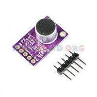 MAX9814 Microphone Amplifier Module