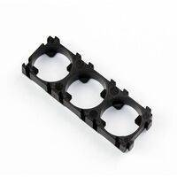 18650 lithium battery holder 3P