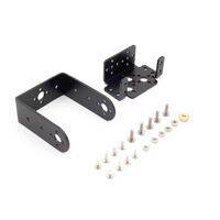 2 DOF Short Pan and Tilt Servo Bracket Mount Kit