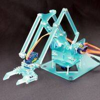Fully Assembled 4DOF Robotic Arm In Pakistan