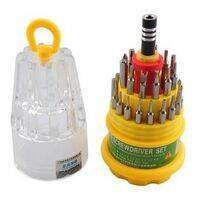 Low Quality Jackly 31 In 1 Screw Driver Set Screwdriver With Toolkit Low Quality