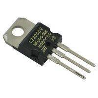 LM7905 negative voltage regulator