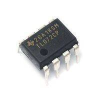 TL072 Dual Low-Noise JFET-Input General-Purpose Operational Amplifier