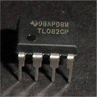 TL082 Wide Bandwidth Dual JFET Input Operational Amplifier in pakistan