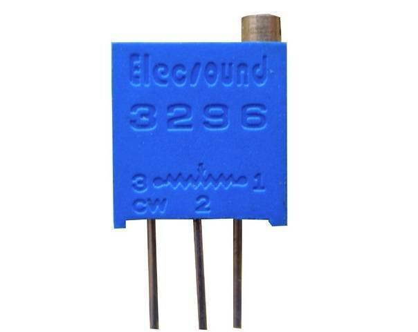 3296W Multiturn Variable Resistor Potentiometer Trimmer Resistor 10K->655