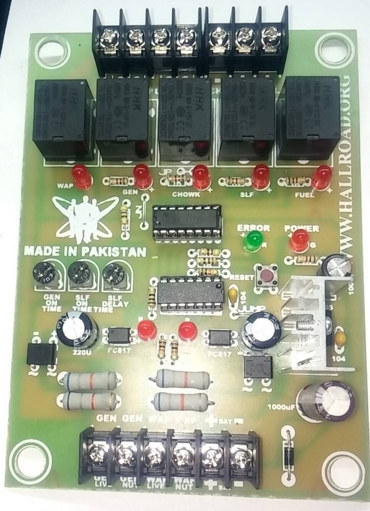 ATS Kit For Generator Only For Generator Professionals