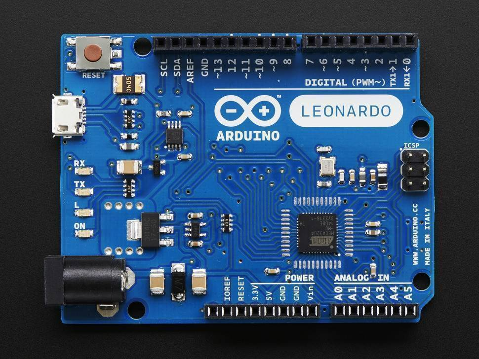 Arduino Leonardo In Pakistan Atmega32u Based Development Board