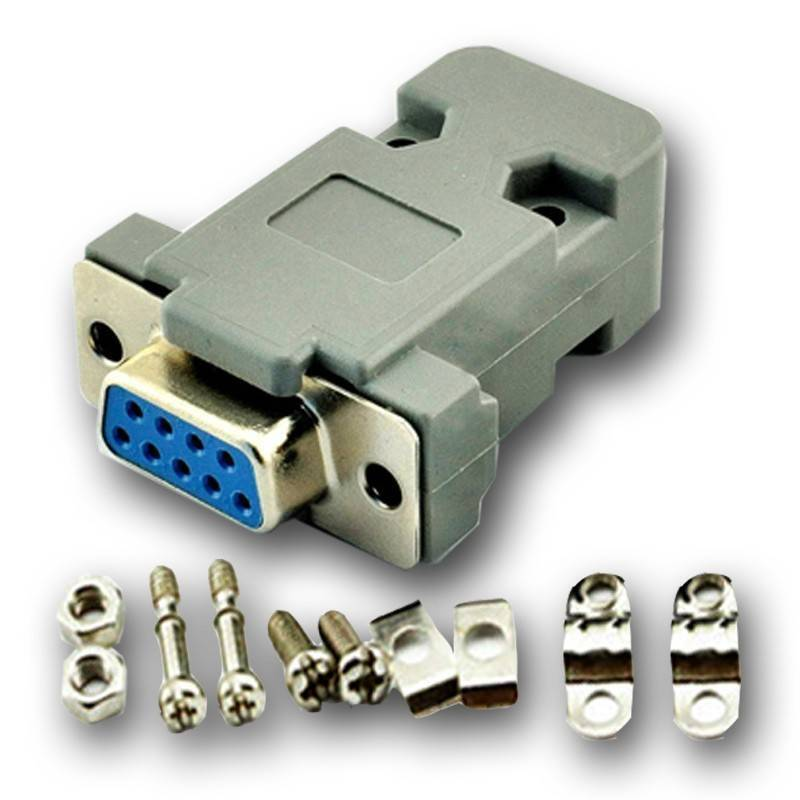 DB-9 DB9 RS232 Female Connector In Pakistan
