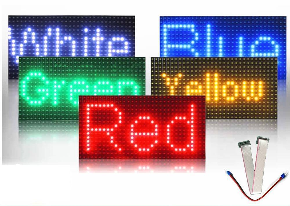 Color P10 SMD LED Display Board | SMD Screen LED Panel Display