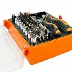 JM-6107 79 in 1 Multi-functional Screwdriver Hand Tool Set Household
