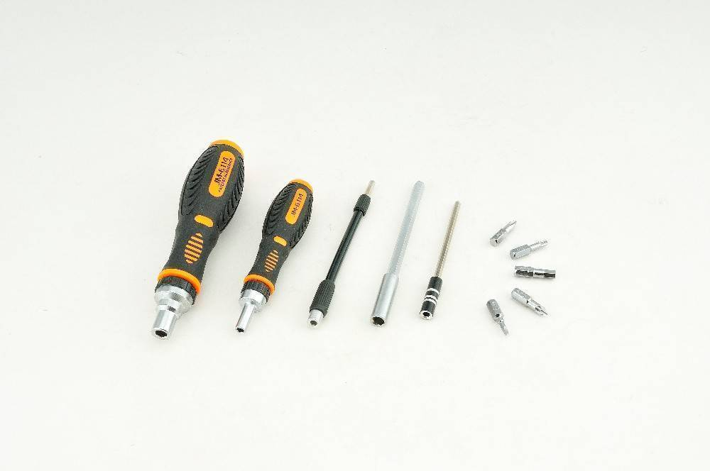 JM-6114 70 in 1 Screwdriver Ratchet Hand-tools Suite Furniture Computer Electrical maintenance Tools