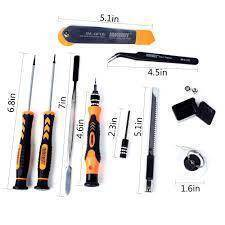 JAKEMY JM-8139 47 in 1 Screwdriver Ratchet Hand-tools Suite Furniture Computer Electrical maintenance Tools
