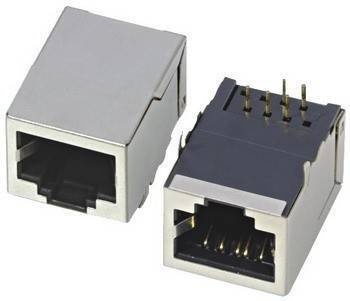 PCB Mount RJ45 Ethernet connector In Pakistan