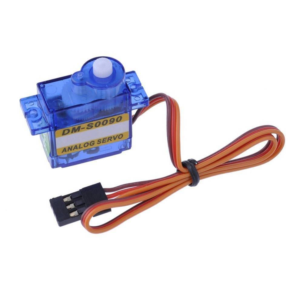 360 Degree 9g Micro Servo Motor high torque DM-S0090MD digital 9g servo motor