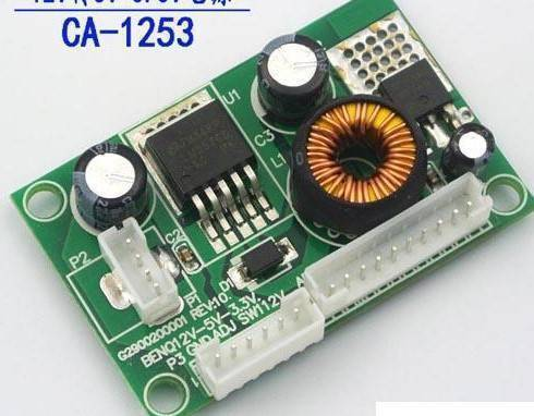 CA 1253 12V DC converter LCD repair tool In Pakistan