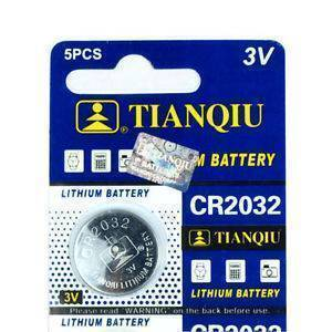 Lithium Battery 3V Button Cell