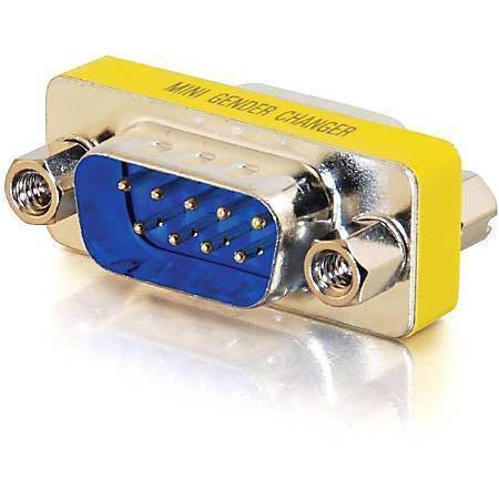 DB9 Male/Male Changer converter