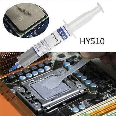 Grey White Heat Sink Thermal Grease Paste HY510-TU20 For CPU VGA LED Chip set