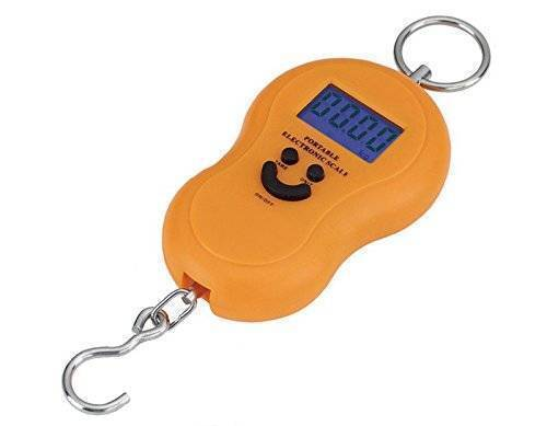 Digital Handy Scale 40kg Portable Electronic Luggage Weighing