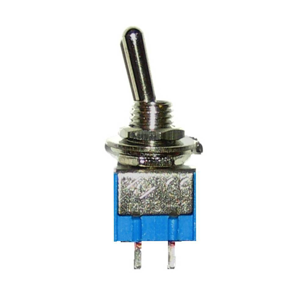 Toggle Switch SPST ON OFF 2 Pin