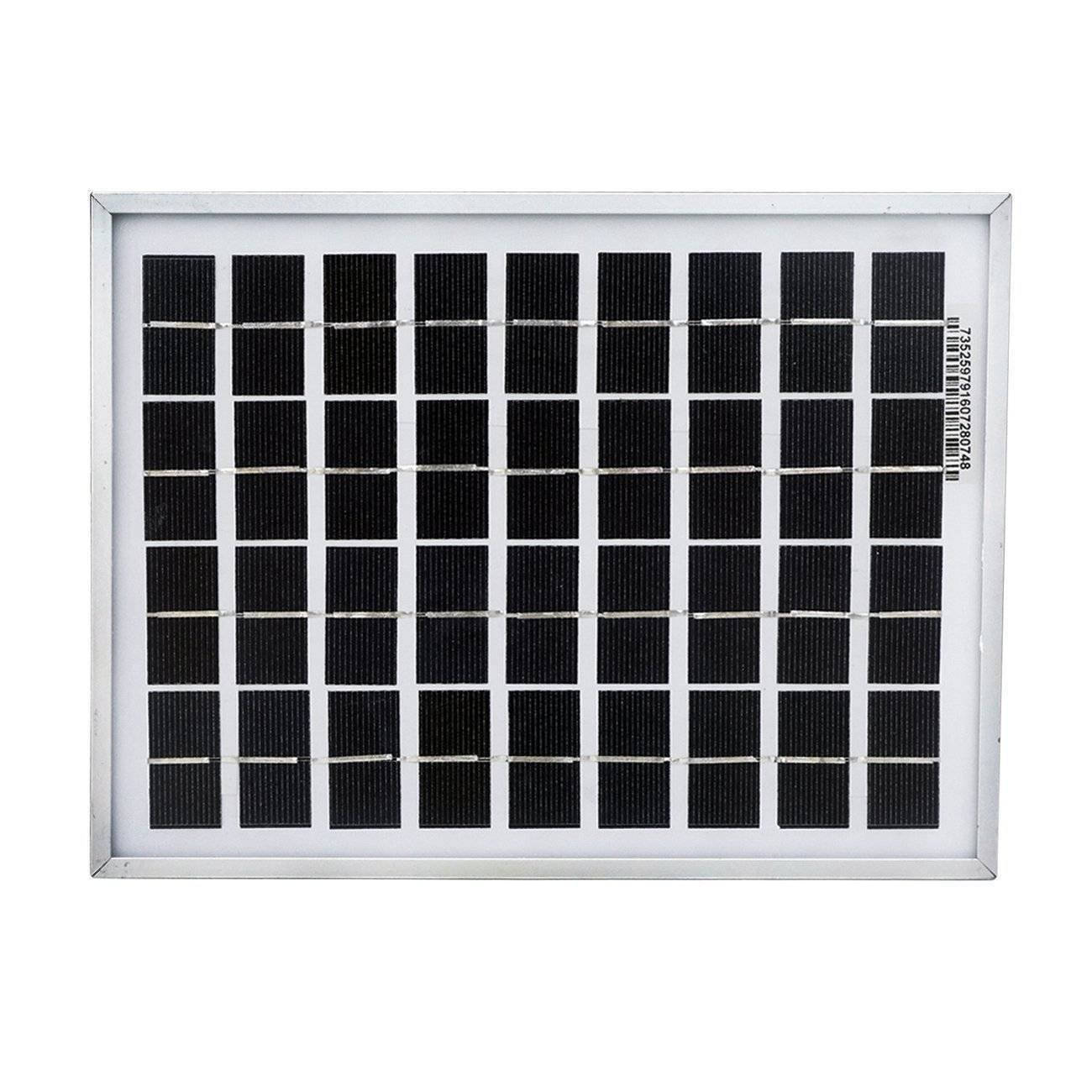 10W Solar Panel 18 Volt Pv Solar Module Solar Cell Panel In Pakistan