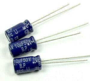 10uf Non Polar Capacitor In Pakistan Non Polarized Capacitor