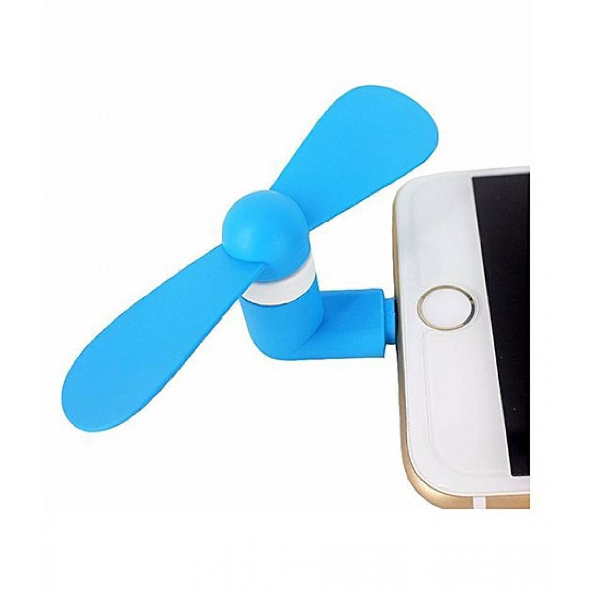 Portable USB Mini Fan For iPhone 5/5s/6/6s/6s Plus