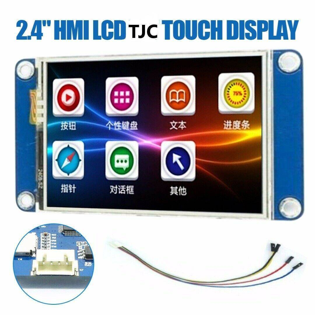 2.4 Inches TJC HMI LCD Display Module Touch Screen For Raspberry Pi In Pakistan