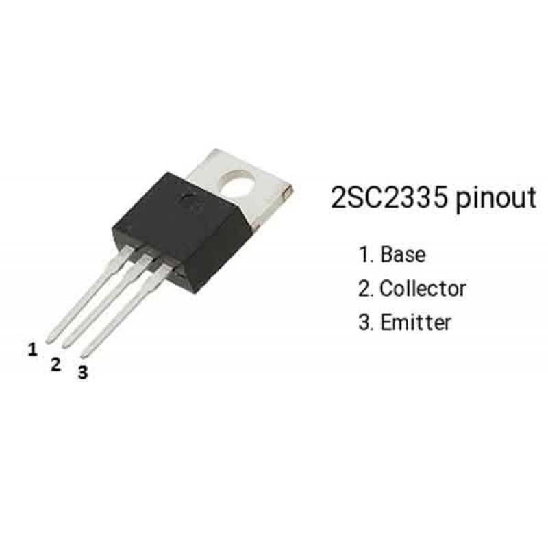 C2335 HIGH SPEED NPN TRANSISTOR IN PAKISTAN