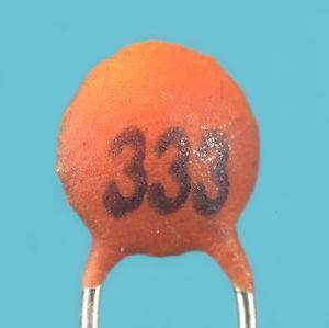 33nF Capacitor, 333 33nF