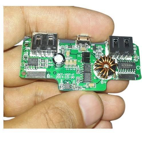 Dual USB 5V 3A Power Bank Module