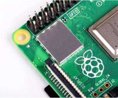 Raspberry Pi 4 Model-B with 2 GB RAM In Pakistan
