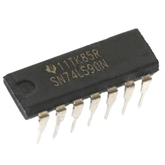 74LS90 IC Decade Counter