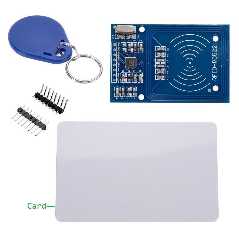 MFRC522 RC522 RFID Card Reader Writer Module In Pakistan