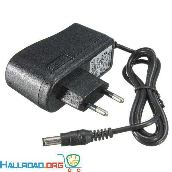 9v 1Amp Power Adapter For Arduino Power Supply