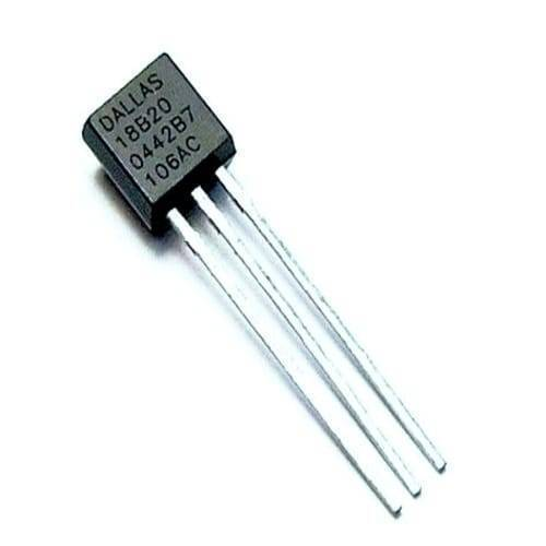 DS18B20 Temperature Sensor