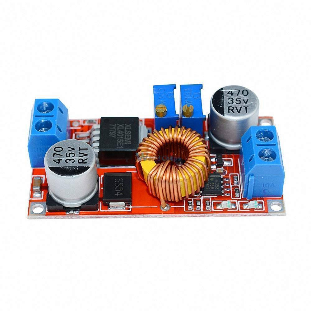 XL4015 Step-Down Buck Charging Board DC 0.8-30V to 5-32V