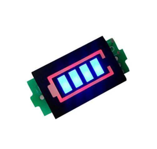 4S Lithium Battery Capacity Indicator