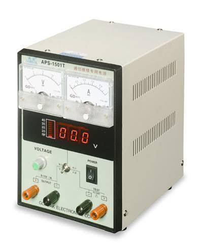 BEST-1501T 15V 1A Regulated Power Supply