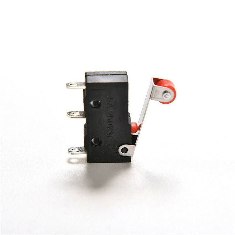 Micro Roller Lever Arm Open Close Limit Switch Micro Switch